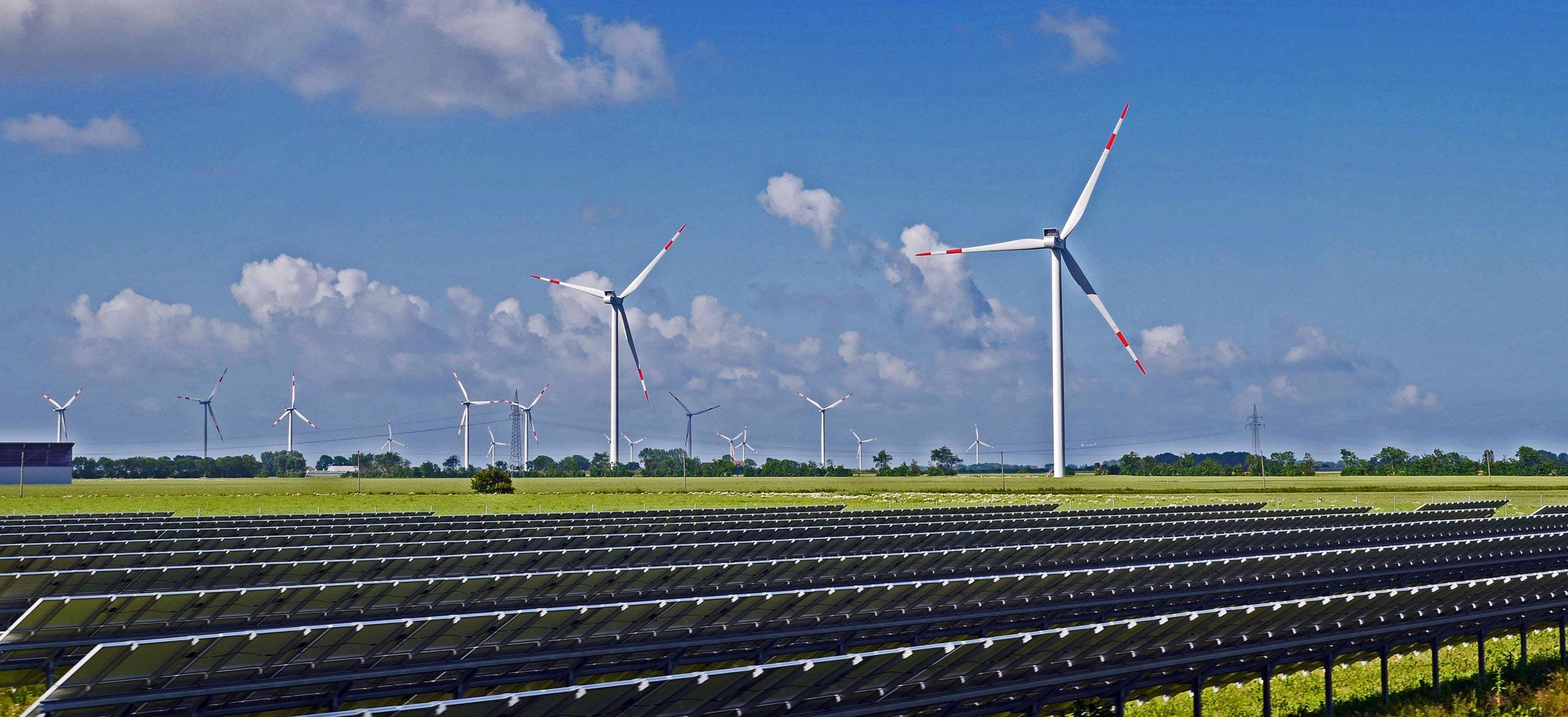 Energía Solar, Solares, Electricidad, Parque Solar